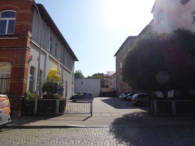 3 Wohn- & Gewerbehäuser * Fläche ca. 1.967 m² * Zeitz - Citynähe !
