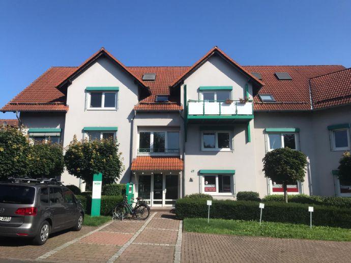 2,5 Zimmer-Wohnung (Dachgeschoss) in Vellmar, Stadtteil Obervellmar, zu vermieten