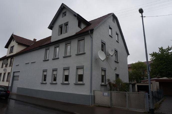Zentral gelegenes Mehrfamilienhaus mit bis zu 485 m² Wohnfläche!