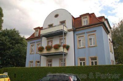 2 Zimmer-Wohnung mit großem Balkon