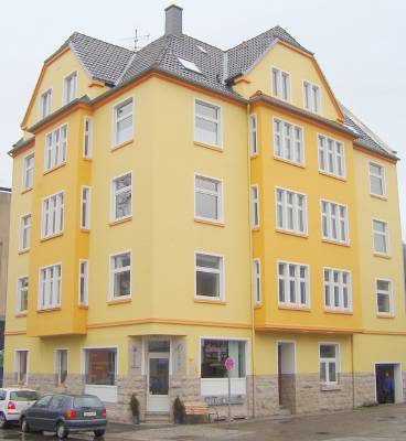 Single oder zu zweit? Schöne, helle 2 Zimmerwohnung ca. 62 qm mit Balkon