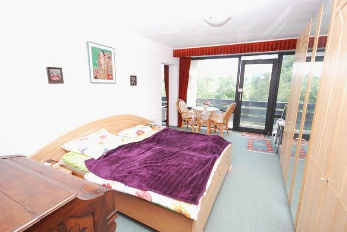 Möblierte Einraum-Wohnungen im Apartmenthaus Am Schroffen