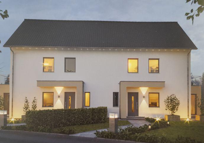 Doppelhaushälfte in Innenstadtlage inkl. Grundstück in 1. Reihe! Massa Haus macht's möglich!