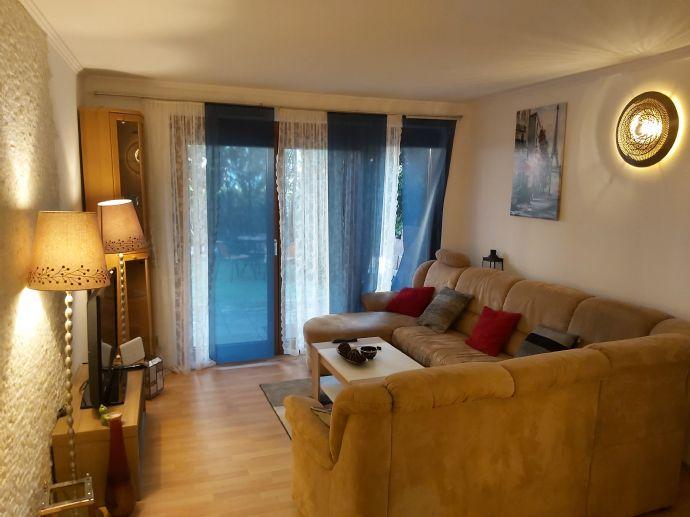 3-Zimmer-Wohnung - komplett eingerichtet - in Heidelberg