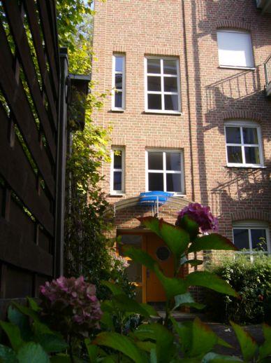 Schöne EG-Wohnung Toprenoviert