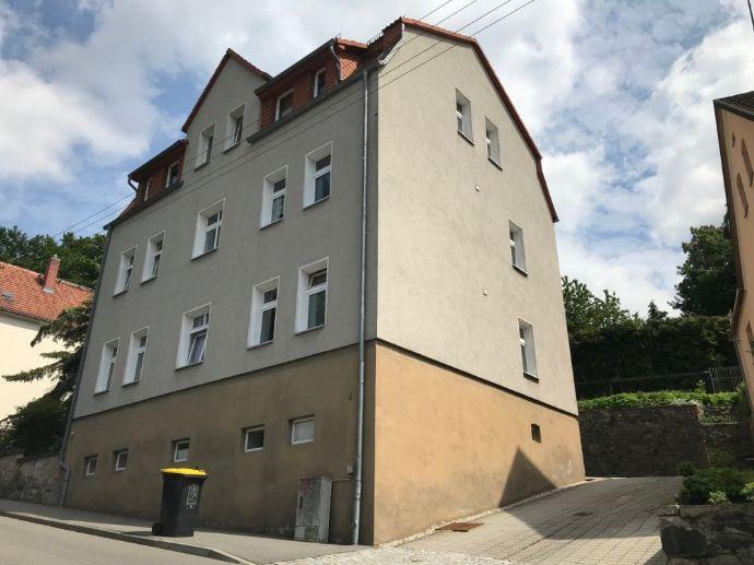 Mehrfamilienhaus in Zwickau-Oberplanitz, ruhige Lage, aktuell 4 von 6 WE vermietet