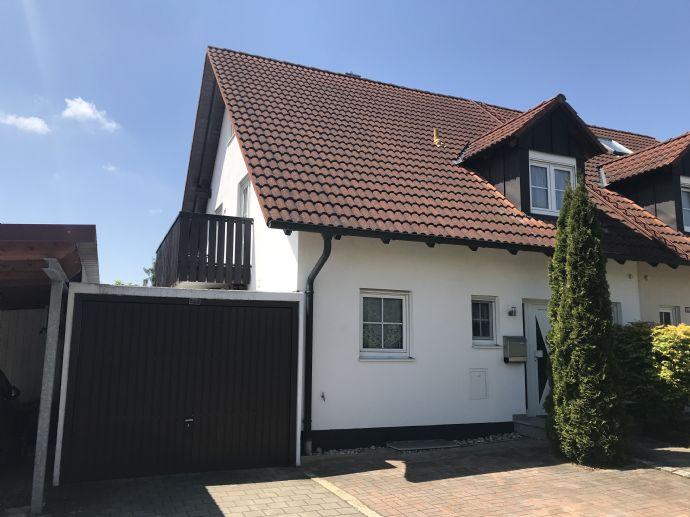 Gepflegte Doppelhaushälfte in Gerolsbach zu verkaufen!