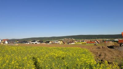 Erschlossene Baugrundstücke in Unterwellenborn OT Könitz zu verkaufen