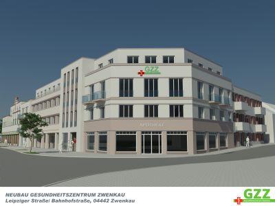 Zwenkau Büros, Büroräume, Büroflächen