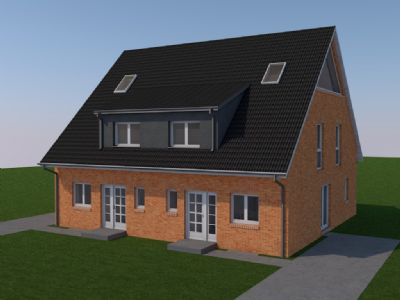 Neubau (Projektiert) - Doppelhaushälfte in Tellmer!