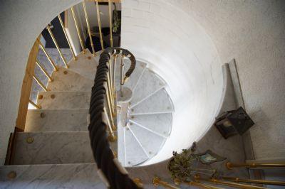 Treppe zum DG Haus 1
