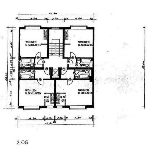 Kapitalanlage: zentral gelegenes 1 Zi.-Appartement!