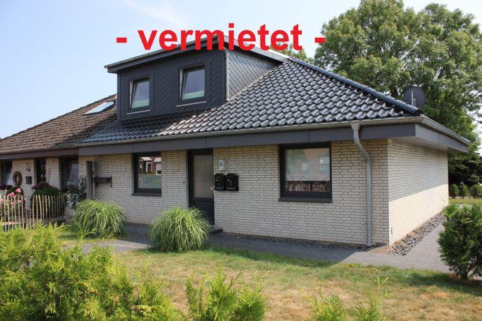 Moderne 2-Zimmer-DG-Wohnung mit Terrasse im