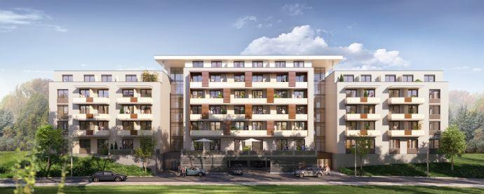 Einzelapartment Typ 2 ohne Balkon/Terrasse (EG, 1.OG, 2.OG)