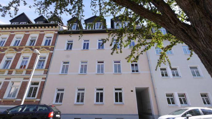 2,5 Zimmer -Terrassenwohnung mit Einbauküche