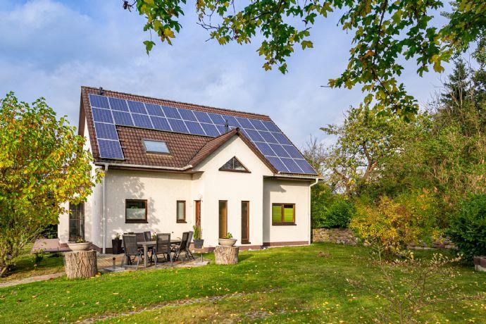 Einfamilienhaus mit großer Ferienwohnung in Gustow