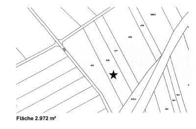 Ackerland 2.972 m²