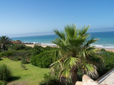Ferienvilla Casablanca in erster Strandlage