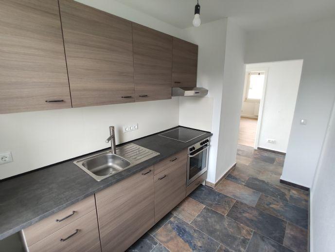 hochwertig renovierte 2-Raum-Wonung