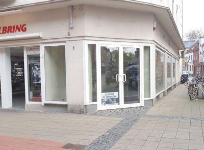 Coesfeld Ladenlokale, Ladenflächen