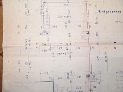 Plan Werkstatt