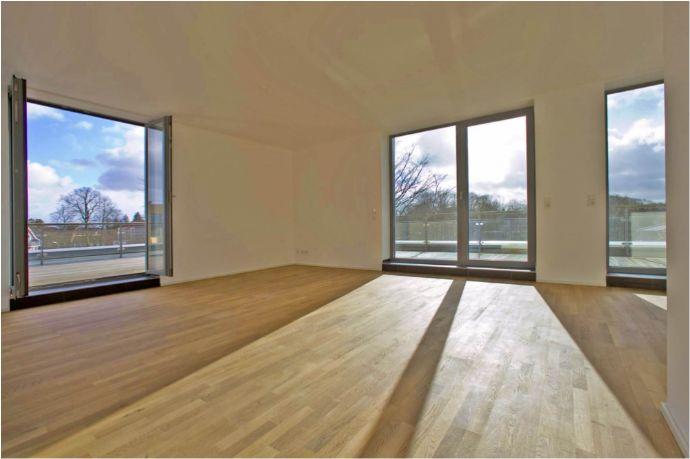 Niveauvolle Penthousewohnung stadtmittig in Aurich - das wird eine gute Zeit für Sie !