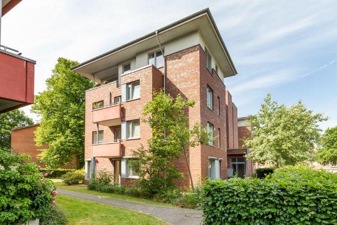 Moderne und gemütliche 1,5-Raum-Wohnung in Lokstedt (Nähe von UKE)