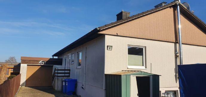 Sanierungsbedürftiges Einfamilienhaus oder Baugrundstück in