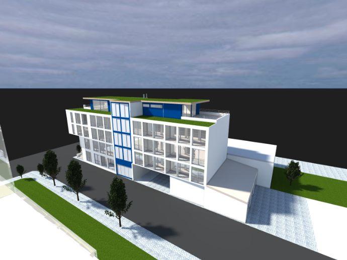 Stadt -Mitte Neubauprojekt in Lörrach