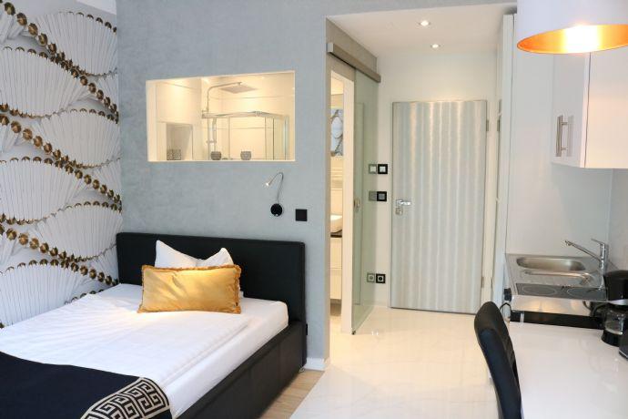 salinenparc INN Bad Waldliesborn - möblierte Suite '28' in Kurpark Lage Lippstadt-Nord