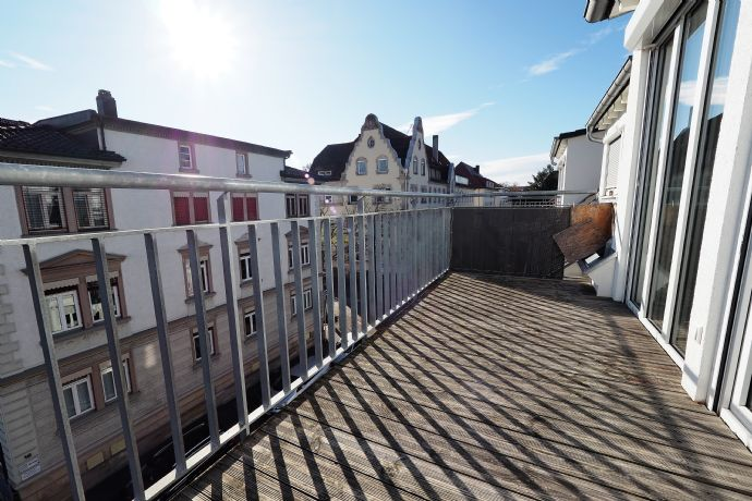 Maisonettewohnung mit Charme in Reutlingen