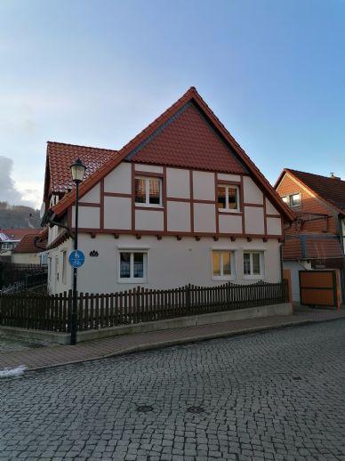 3-Zimmer-Wohnung im Herzen von Ilsenburg