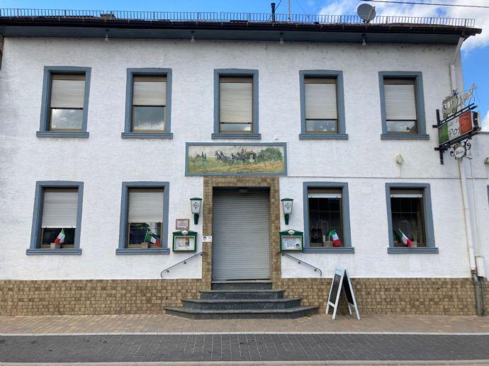 Traditionsrestaurant mit großzügiger Wohnung und