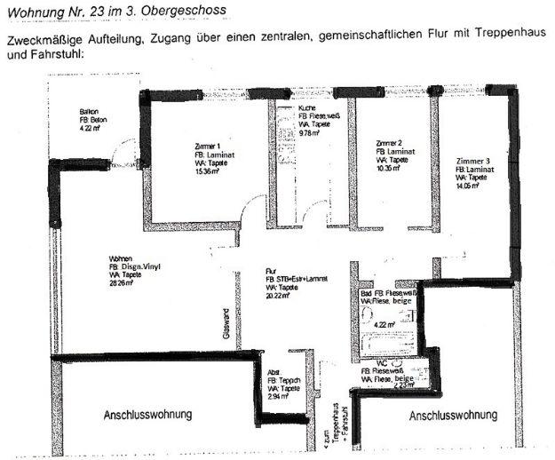 Zimmer Wohnung Rendsburg