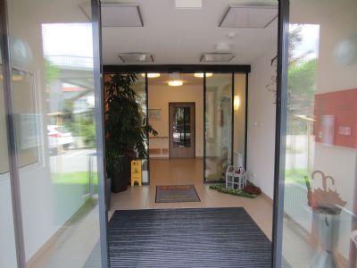 Eingangsbereich ASB Pflegeheim