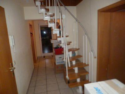 Treppe - Dachgeschoss