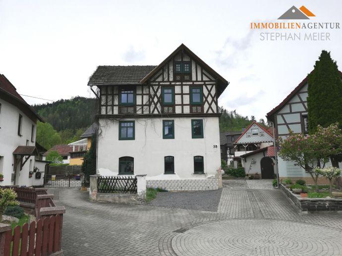 Charmantes Eigenheim EFH/MFH | Eigennutzung oder Vermietung | Ruhig | Nähe Saalfeld und Hohenwarte-Stausee