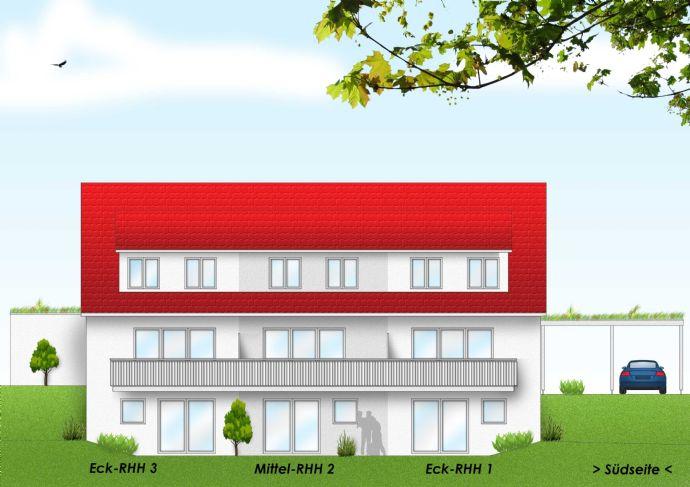 RH2, Mittelhaus - Bestlage - 155 m² - komfortables, energieeffizientes Wohnen - Solar-Strom vom Dach