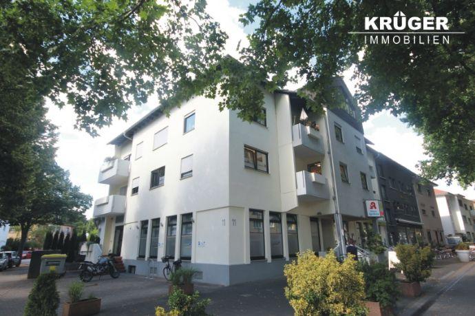 Mannheim-Neuostheim / sanierte 4,5-Zimmer-Maisonette-Wohnung mit EBK, Loggia und Dachloggia / bezugsfrei