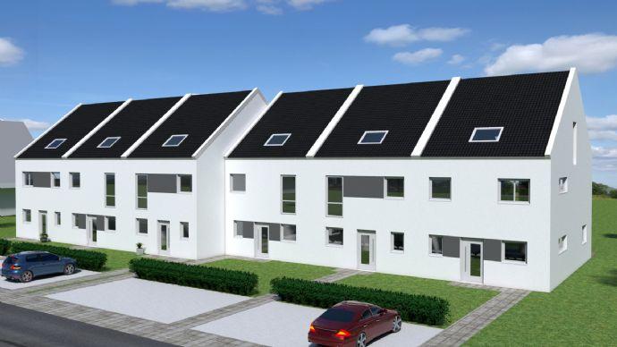 Modernes neues Reihenhaus in Weimar