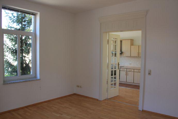 Schöne 2-Zimmer-Wohnung, stadtparknah, Garten
