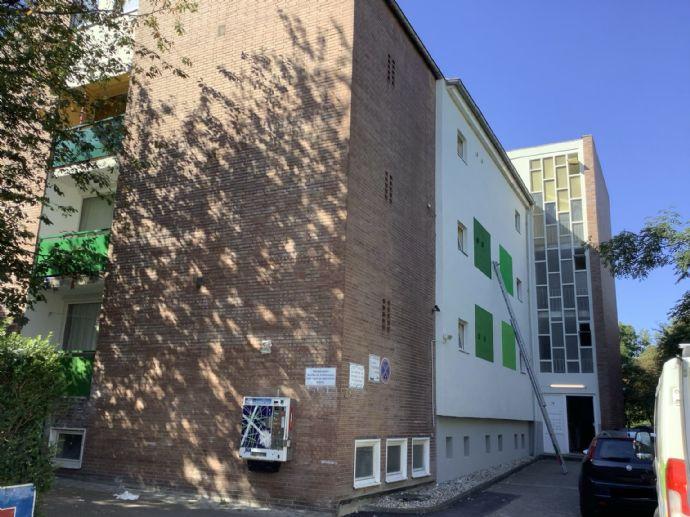 Kapitalanleger aufgepasst, 1-Zimmer-Appartment mit Balkon und Garage in Münster-Coerde zu verkaufen