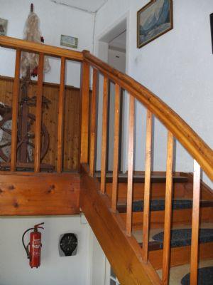 Treppenaufgang Fremdenzimmer