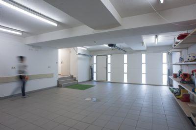 Tiefgaragenpark oder Hobbyhalle