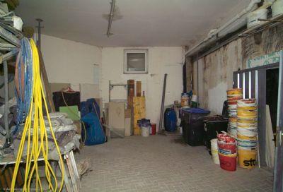 Garagenanbau, Ansicht 2