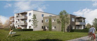 Moderne, barrierefreie Neubau-Whg., 3-ZKB mit Gartenanteil im EG (KfW 55)