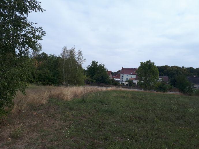Bauland in Siedlungslage