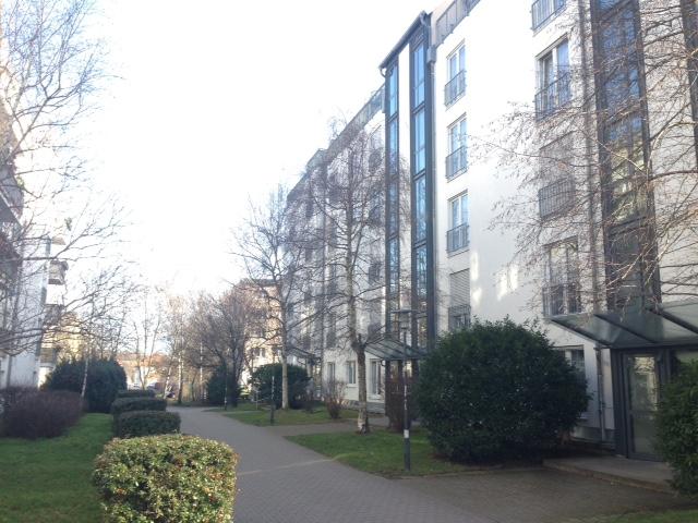 Tolle Wohnung mit Küche und Stellplatz