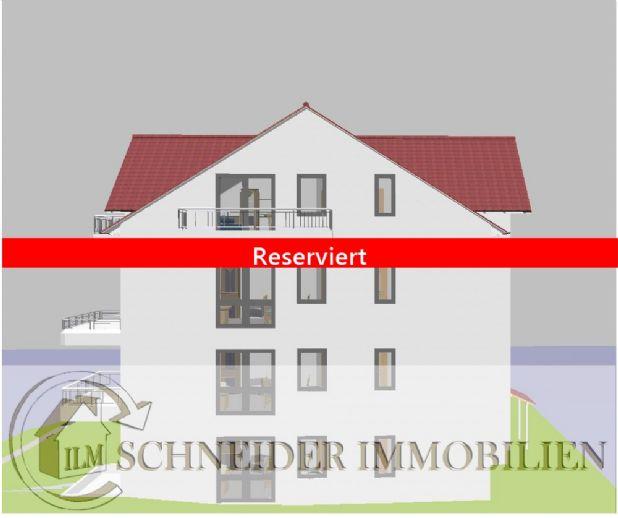 W4 107m² Barrierefreie Wohnung Tiefgarage