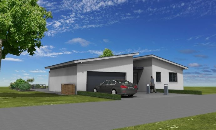 BauprojektProvisionsfrei! Bungalow Exlusiv 2 ab 399.000 Mit ca. 170 m² Wohnfläche.